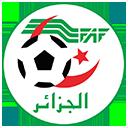 Escudo del equipo Algeria