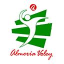 Escudo del equipo 'Unicaja  Almería Voleibol'