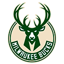 Escudo del equipo 'Milwaukee Bucks'