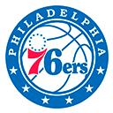 Escudo del equipo 'Philadelphia 76ers'