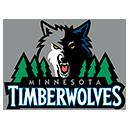 Escudo del equipo Minnesota Timberwolves