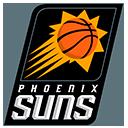 Escudo del equipo 'Phoenix Suns'