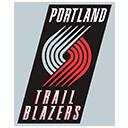 Escudo del equipo 'Portland Trail Blazers'