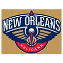 Escudo del equipo 'New Orleans Hornets'