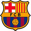 Escudo del equipo 'F.C. Barcelona Lassa'