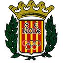 Escudo del equipo 'C.E. Noia Freixenet'