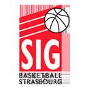Escudo del equipo 'Strasbourg IG'