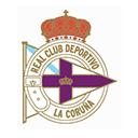 Escudo del equipo Deportivo de La Coruña