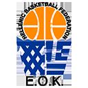 Escudo del equipo 'Grecia'