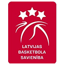 Escudo del equipo 'Letonia'