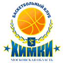 Escudo del equipo 'Khimki Moscú'