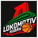 Escudo del equipo 'Lokomotiv Kuban'