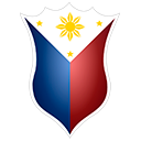 Escudo del equipo 'Filipinas'