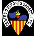 Escudo del equipo 'Sabadell'