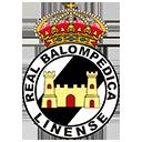 Escudo del equipo 'R. B. Linense'