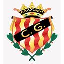 Escudo del equipo 'Gimnástic'