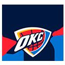 Escudo del equipo 'Oklahoma City Thunder'
