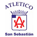 Escudo del equipo 'Atlético San Sebastián'