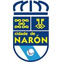 Escudo del equipo 'Cidade de Narón'