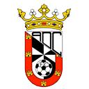 Escudo del equipo 'AD Ceuta FC'