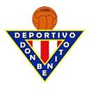 Escudo del equipo 'Don Benito'