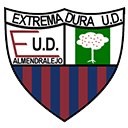 Escudo del equipo Extremadura UD