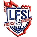 Escudo del equipo 'Leganés'