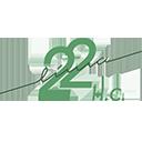 Escudo del equipo Linia 22