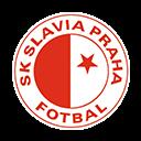 Escudo del equipo 'Slavia Prague'