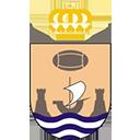 Escudo del equipo 'CR La Vila'