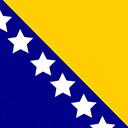 Bandera de BIH