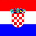Bandera de CRO