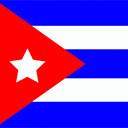 Bandera de CUB