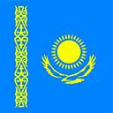 Bandera de KAZ