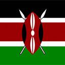 Bandera de KEN