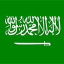 Bandera de KSA