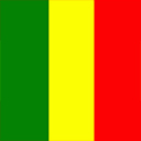 Bandera de MLI
