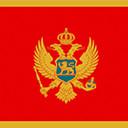 Bandera de MNE