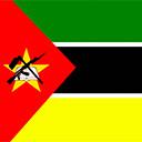 Bandera de MZ
