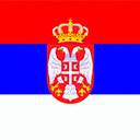 Bandera de SRB