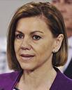Partido Popular: María Dolores de Cospedal. (49 años)