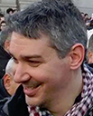 Podemos: Germán Cantabrana González (40 años)