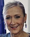 Partido Popular: Cristina Cifuentes (50 años)