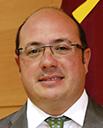 Partido Popular: Pedro Antonio Sánchez López (39 años)