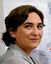Barcelona en Com� (Entesa): Ada Colau (41 a�os)