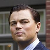 Leonardo di Caprio - El lobo de Wall Street