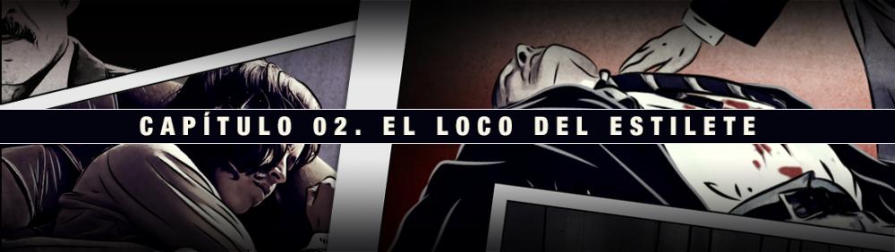 Descarga el cómic avance del segundo capítulo