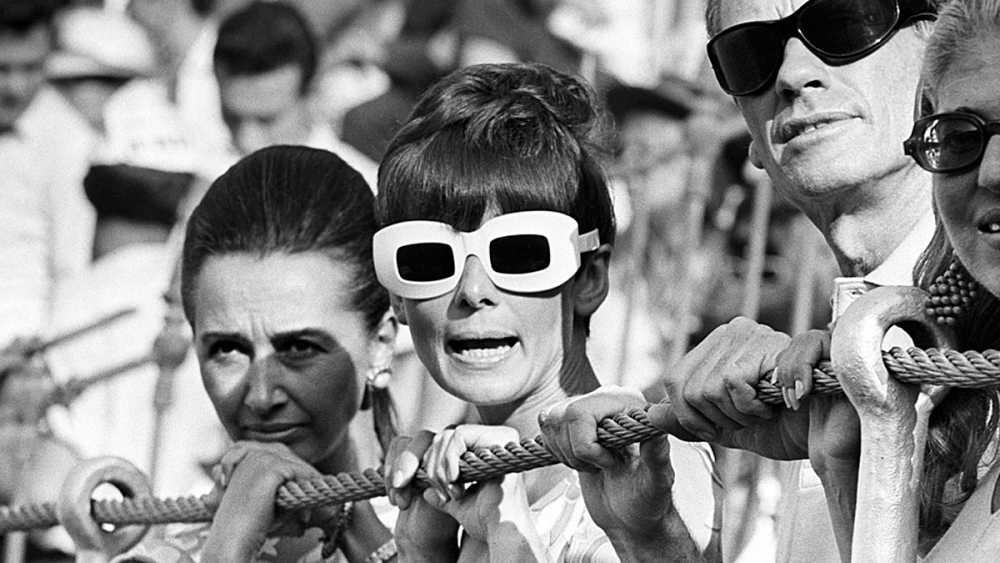 Audrey Hepburn: una 'guiri' en España