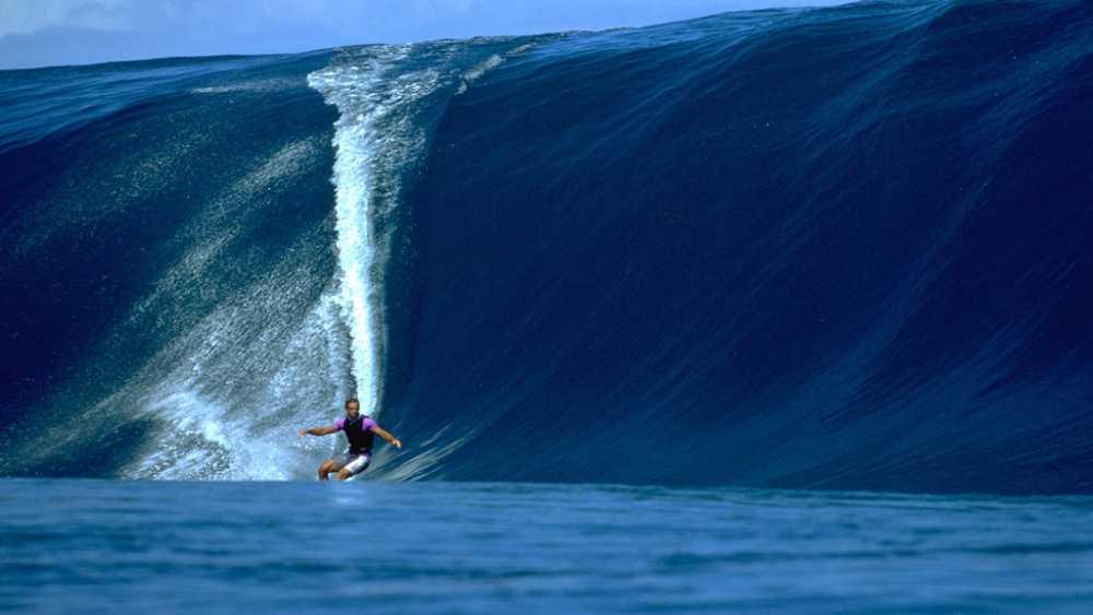 La ola más grande del mundo en 360º