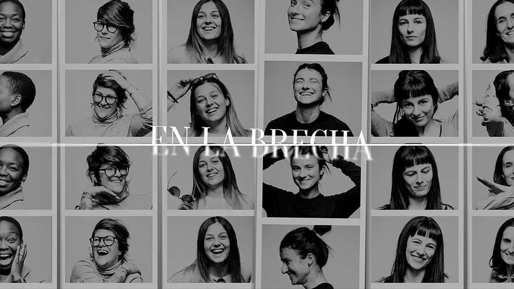 Un documental interactivo protagonizado por 7 mujeres con profesiones 'masculinizadas'